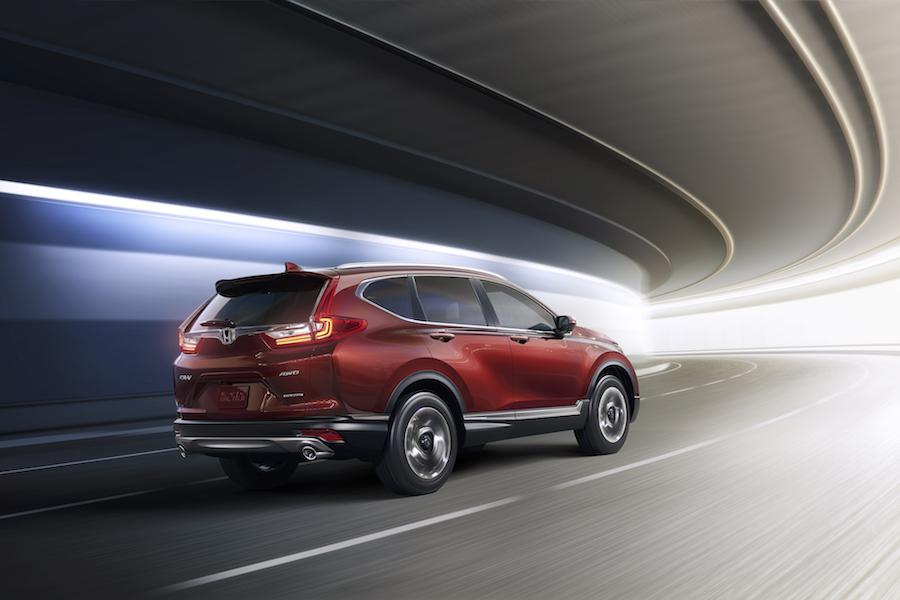 Honda CR-V Trim Levels in Peoria, Arizona
