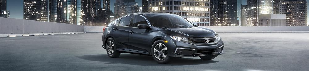 Honda Civic Trim Levels | Peoria, AZ