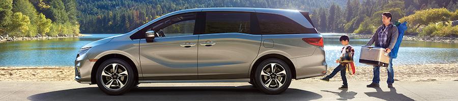 Honda Odyssey Trim Levels | Peoria, AZ