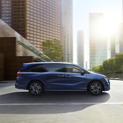 Peoria, AZ | Honda Odyssey Trim Levels