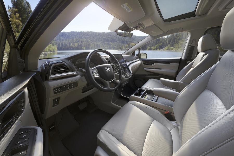 Honda Odyssey Trim Levels in Peoria, Arizona