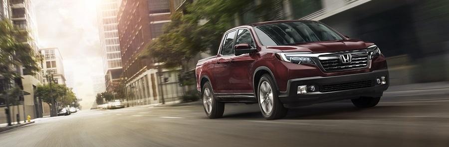 2019 Honda Ridgeline Inventory