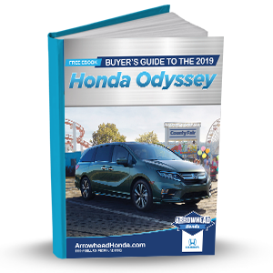 Buyer's Guide to the 2019 Honda Odyssey