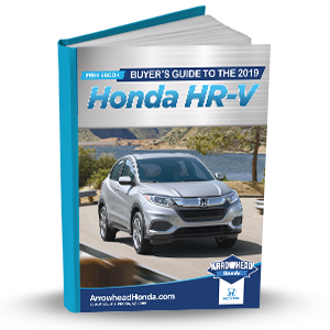 Buyer's Guide to the 2019 Honda HR-V eBook
