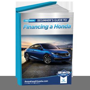 Beginner's Guide to Financing a Honda | Peoria, AZ