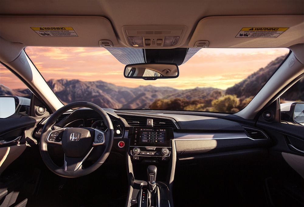 Peoria, Arizona | Honda Civic Trim Levels