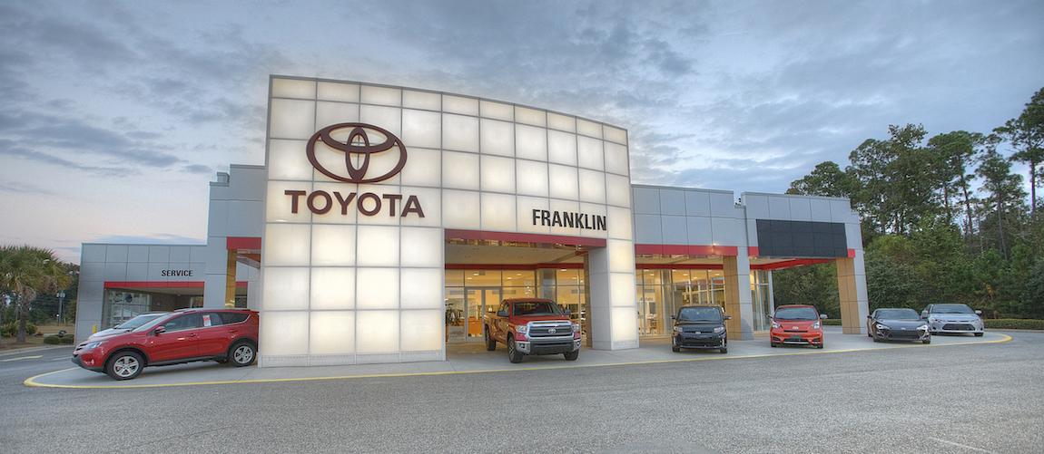 Franklin Toyota Dealership