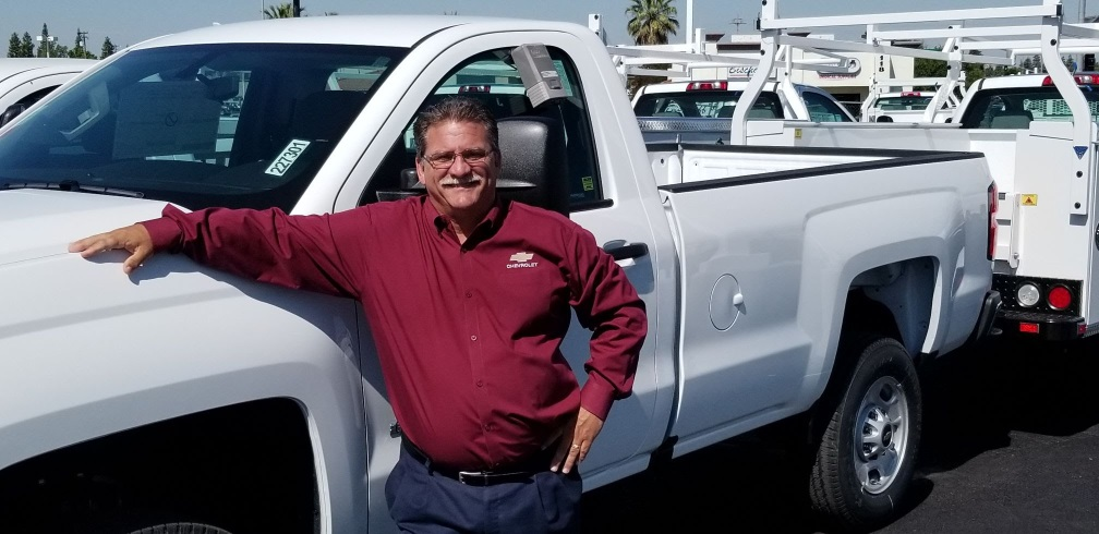 Curt Thomas, Fleet Manager