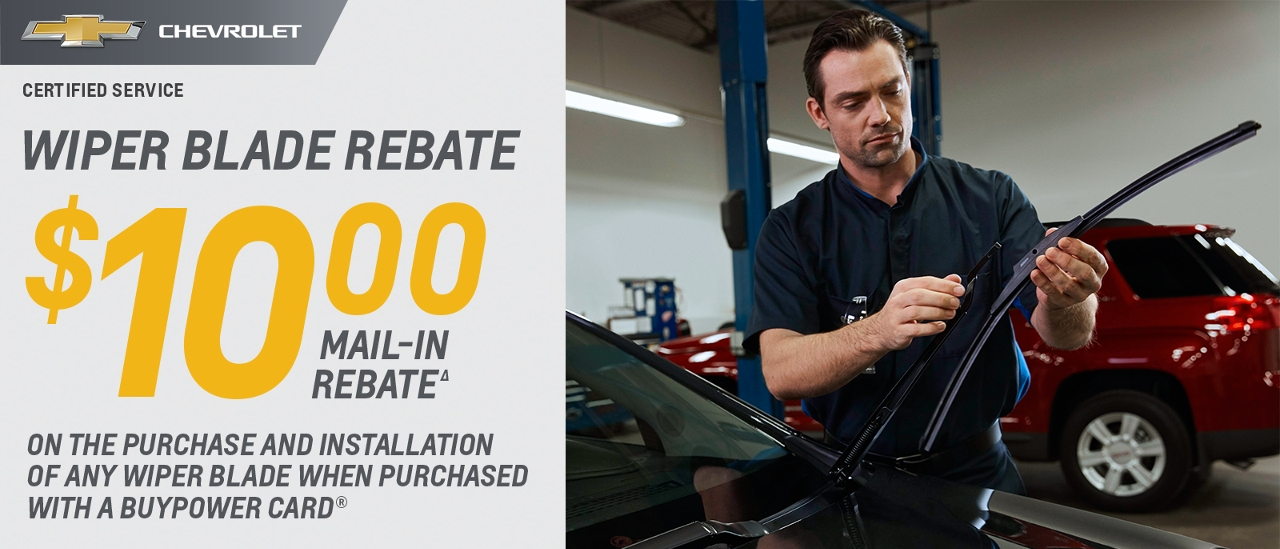 Service Coupon at John L Sullivan Chevrolet