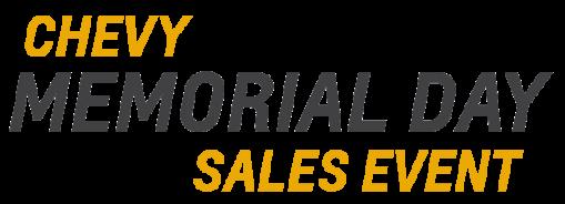 John L Sullivan Chevrolet memorial Day Sale
