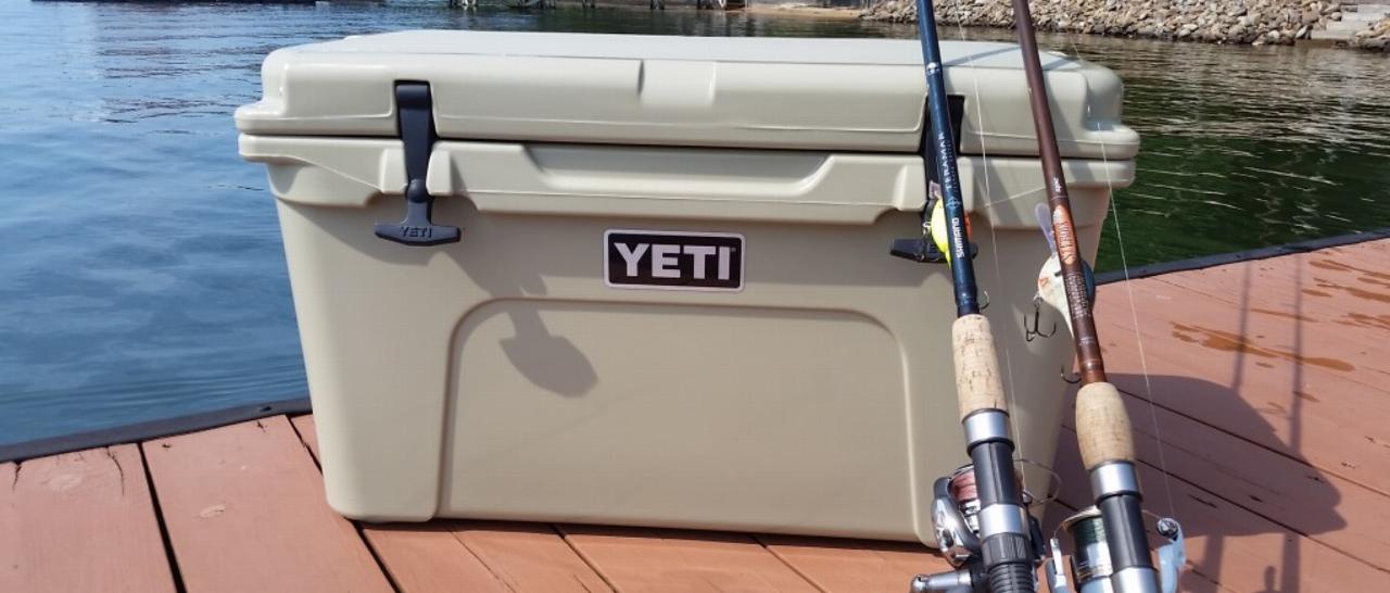 2019 Toyota Silverado 1500 Prizes - Yeti Cooler