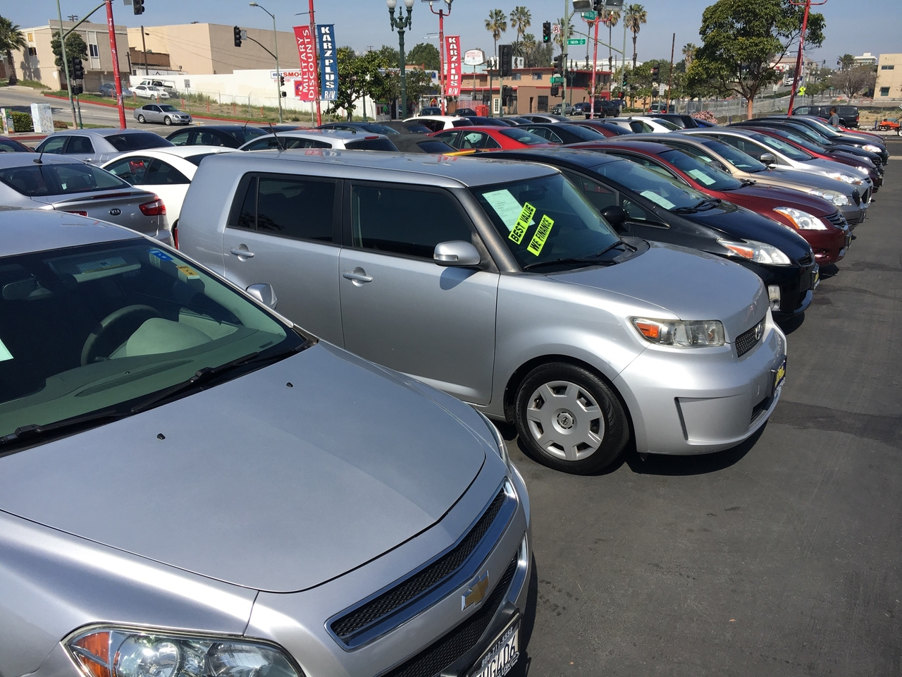 Used Cars National City - KarzPlus (877) 797-3254