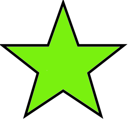 review star - very good