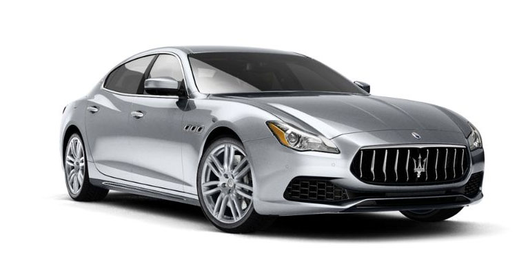 Quattroporte Side View