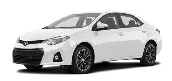 New 2016 Corolla S-Plus Auto