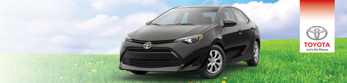 2019 Toyota Corolla Lease Deal near Boston, MA