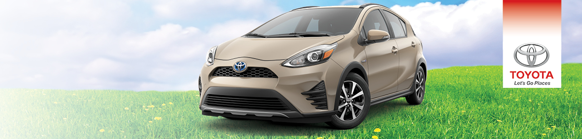 2018 Toyota Prius C Lease Deal near Boston, MA