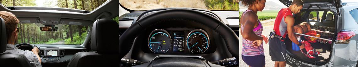 2018 Toyota RAV4 Trim Comparison