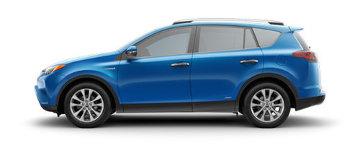 2016 Toyota RAV4 Hybrid