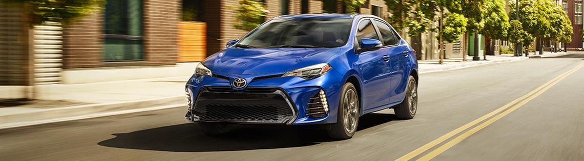2017 Toyota Corolla Lease Deal near Boston, MA