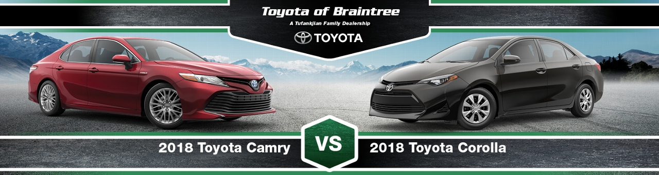 Perfect Difference Between Toyota Camry Annd Toyota Corolla