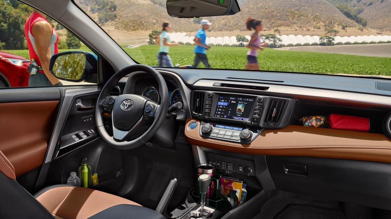 2018 Toyota Rav4 Vs Hybrid Differences
