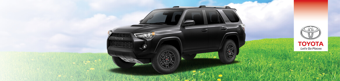 2018 Toyota 4Runner Lease Deal near Boston, MA