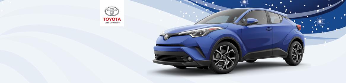 2018 Toyota C-HR XLE Lease Deal near Boston, MA
