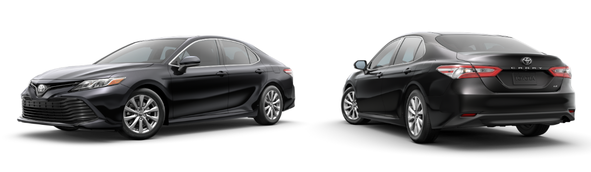 2018 Toyota Camry Le Vs Se Xse Differences In Braintree Ma