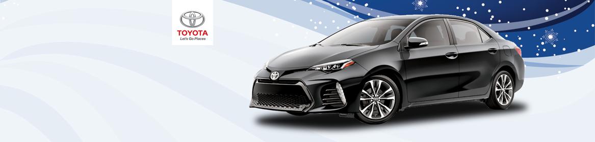 2018 Toyota Corolla Lease Deal near Boston, MA