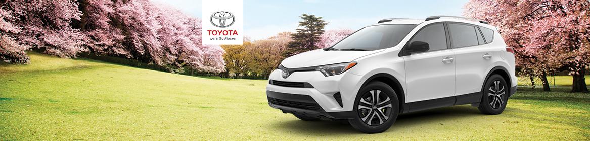 2018 Toyota RAV4 Lease Deal near Boston, MA