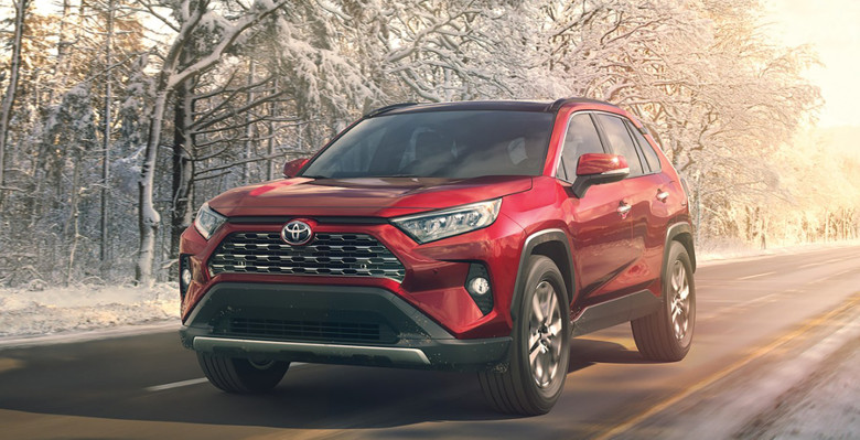 2019 Toyota Rav4 Le Awd Lease For