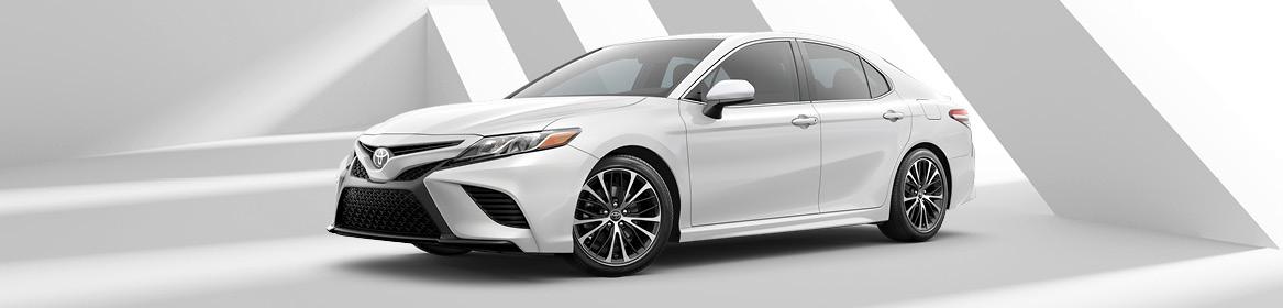 2018 Toyota Camry Lease Deal near Boston, MA