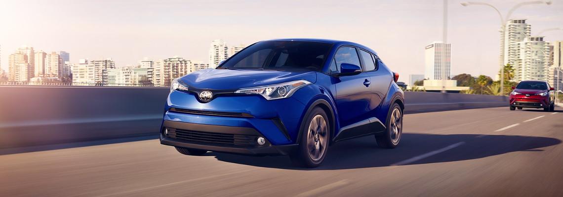 2018 Toyota CH-R Trims in Braintree, MA