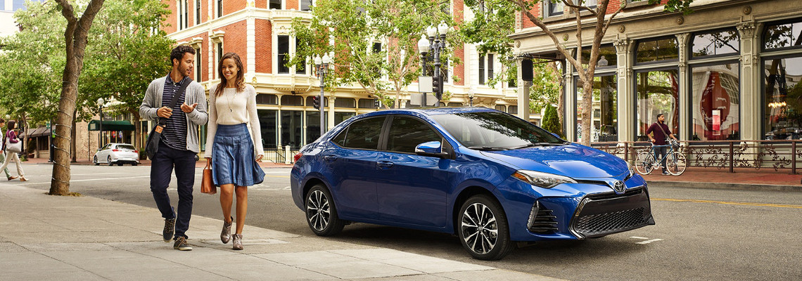 2018 Toyota Corolla Trim Comparison in Braintree, MA