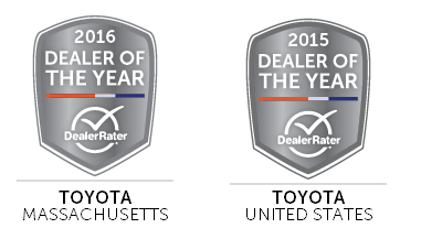Dealer Rater Dealer of the Year
