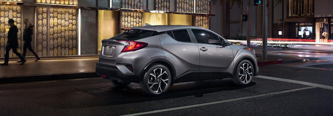 2018 Toyota CH-R Trim Comparision in Braintree, MA