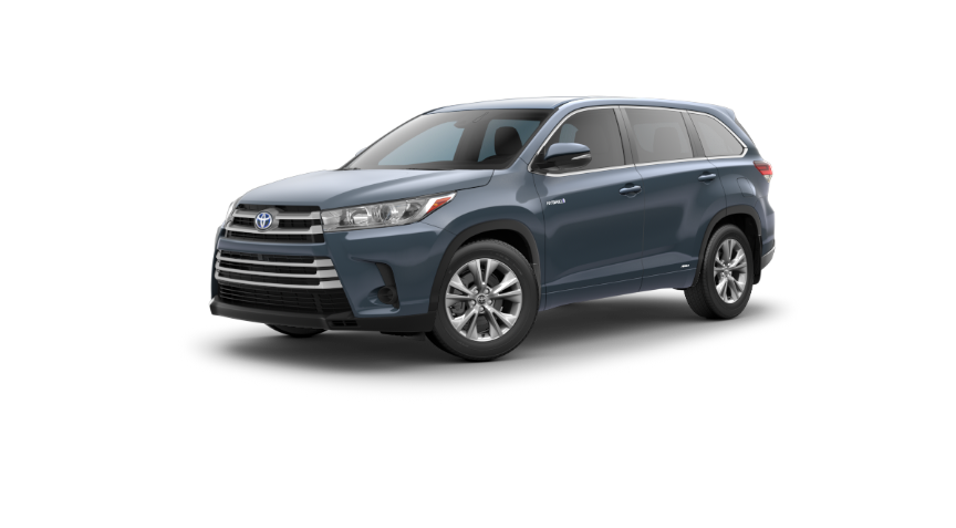 Toyota Highlander Hybrid LE