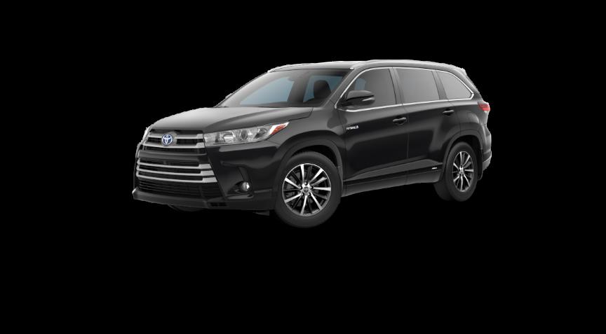 Toyota Highlander Hybrid XLE