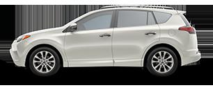 Toyota Rav4 Platinum