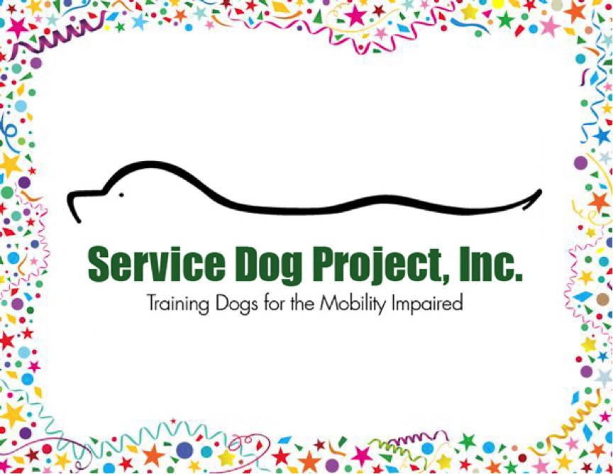 Service Dog Project Inc. Charity Winner