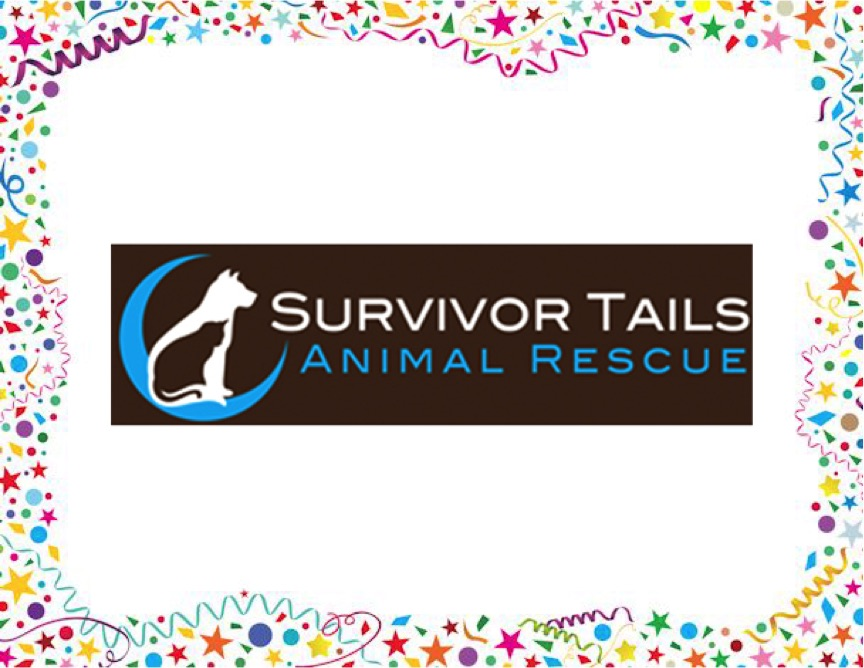 Suvivor Tails Animal Rescue July Charity Winner