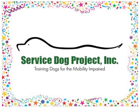 The Service Dog Project Charity Winner