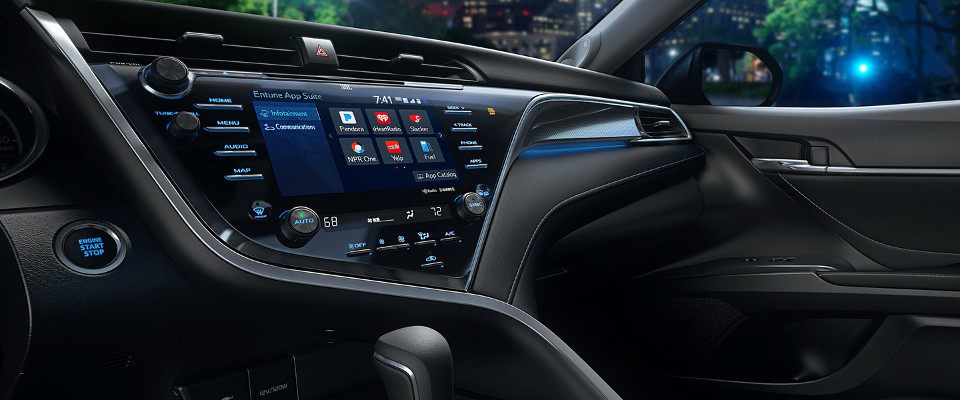 toyota entune technology overview