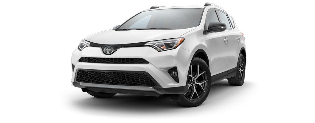 2017 Toyota RAV4 Model