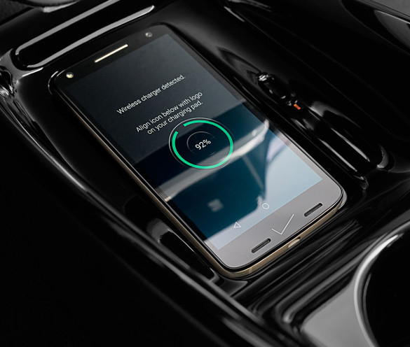 Toyota Wireless Mobile Phone Charger