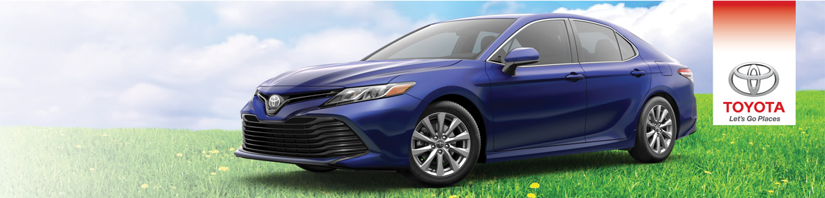 2018 Toyota Camry Lease Deal near Boston, MA