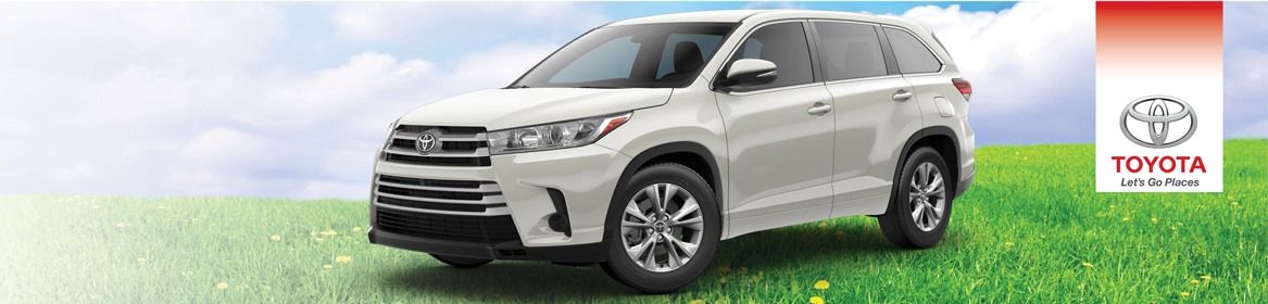 2018 Toyota Highlander Lease Deal near Boston, MA