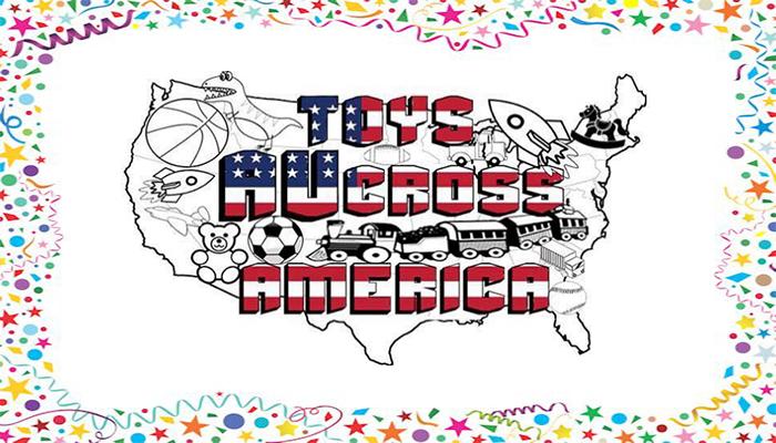 Toys AUcross America