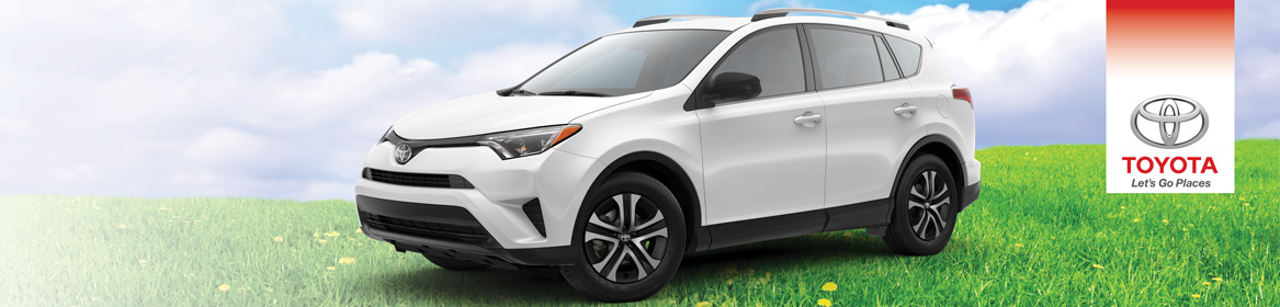 2018 Toyota RAV4 Lease Deal near Boston, MA